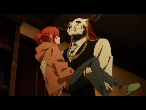 The Ancient Magus' Bride: The Boy from the West and the Knight of the Blue Storm has debuted the first trailer for the anime!