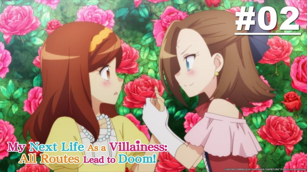 My Next Life as a VILLAINESS: ALL ROUTES LEAD TO DOOM! - Episode 02 [English Sub]