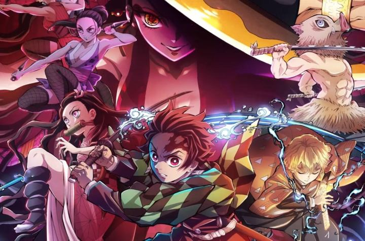 Demon Slayer Entertainment District Arc gets a Key Visual and a New PV!