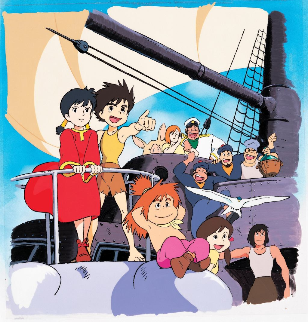 Future Boy Conan is officially licensed now in North America and will be released towards the end of the year