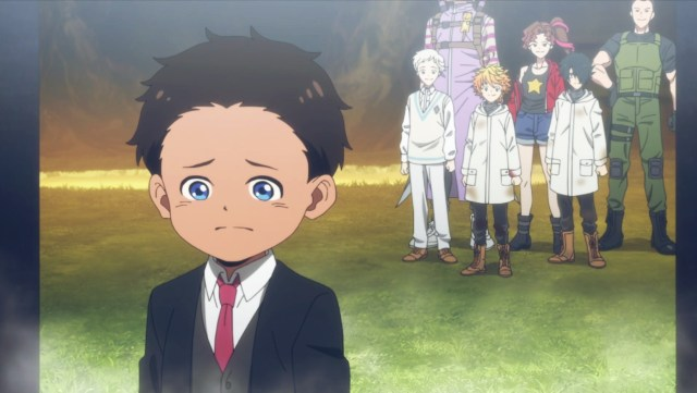 Is The Promised Neverland anime over?