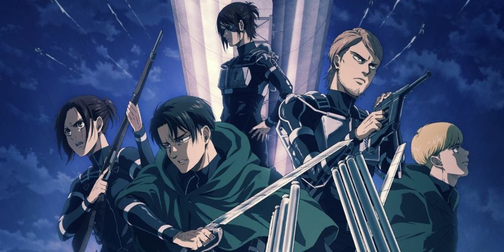 Attack on Titan: The Final Season Part 2 will be Coming on January 2022!