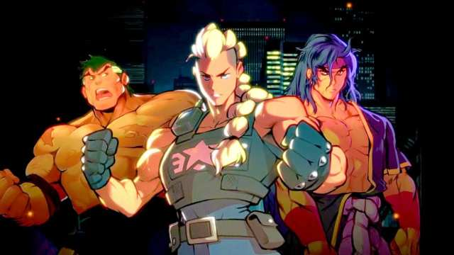 Streets Of Rage 4 DLC: What Happened To The Nintendo Switch Version?