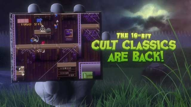 Zombies Ate My Neighbours Release Date For PS4