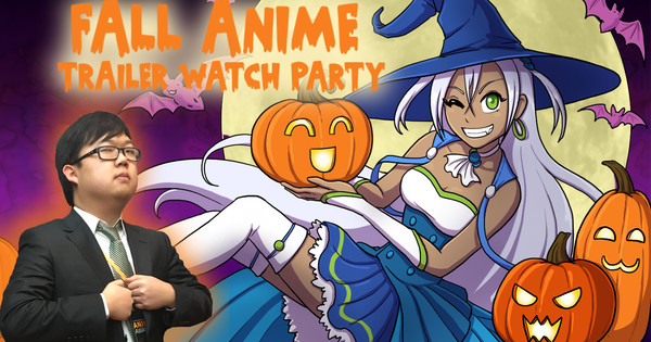Fall 2021 Anime Trailer Watch Party With SungWon Cho!