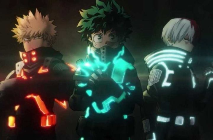 My Hero Academia: World Heroes Mission has made $26.73 Million in the Japanese Box Office and has remained #1 this week as well despite Shang Chi.