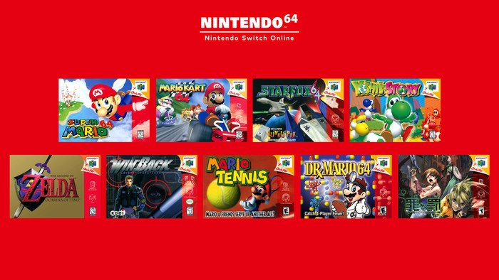 Nintendo Offers 'Switch Online + Expansion Pack' Membership With N64, Genesis Games