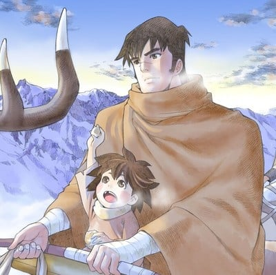 The Deer King Manga Ends With 2nd Volume