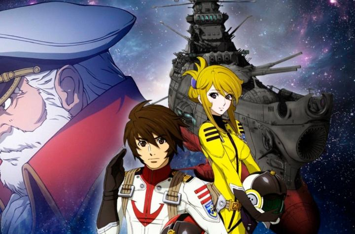 """First preview of the film """"Space Battleship Yamato 2205 : The New Voyage"""""""