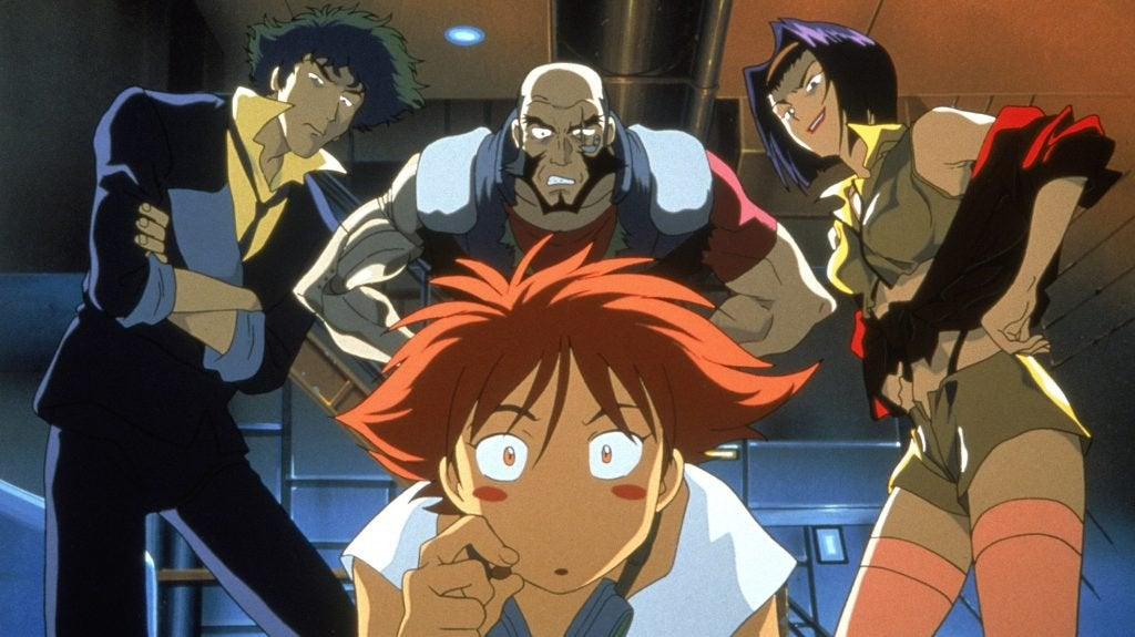 Neflix Acquires Rights To Stream All 26 Episodes of 'Cowboy Bebop' Anime