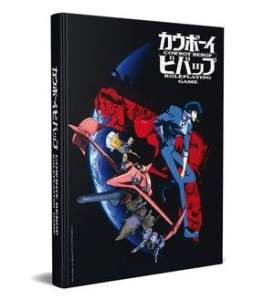 Official Cowboy Bebop Tabletop Role-Playing Game To Launch Kickstarter in 2022