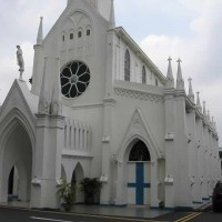 Singapore's Tamil Catholics Frequent Church of Our Lady of Lourdes