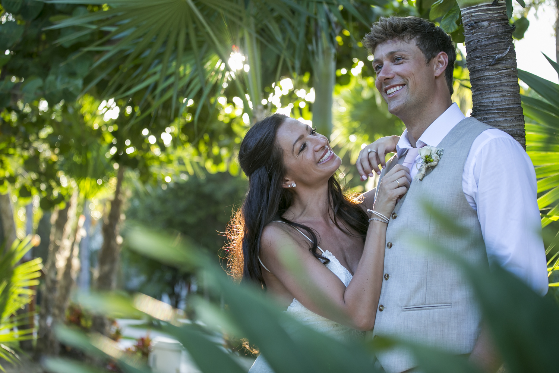 Melissa Amp Brian Playa Del Carmen Wedding Valentin