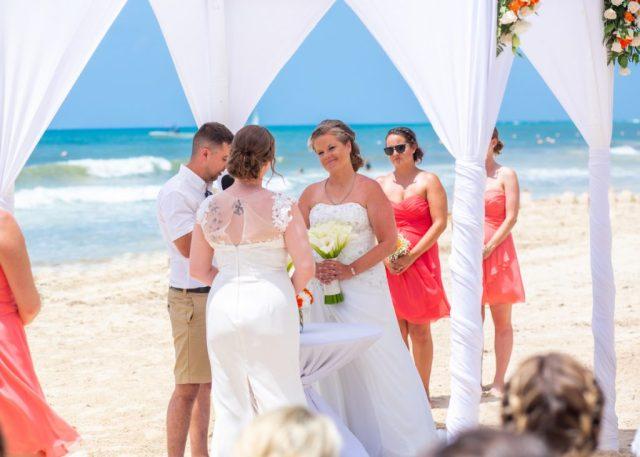 Allison Krissie Now Jade Riviera Cancun Wedding 5 1024x731 - Se marier à Riviera Maya en juin: le pour et le contre