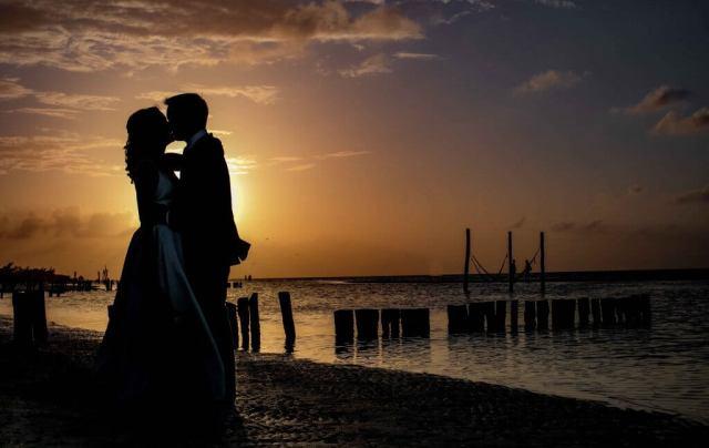 Vanessa Mike Villas Flamingos Holbox Wedding 1024x647 - 5 étapes faciles pour planifier une fuite à Tulum