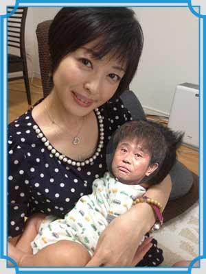 吉川麻衣子 子供