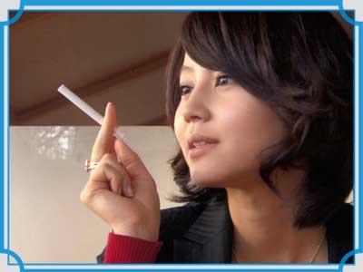 堀北真希 喫煙