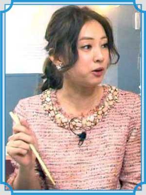 北川景子 お箸の持ち方