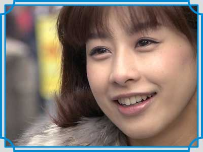 加藤綾子 綺麗