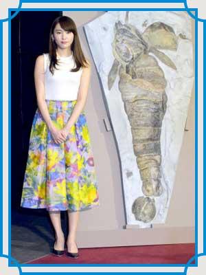 涼子 体重 身長 米倉