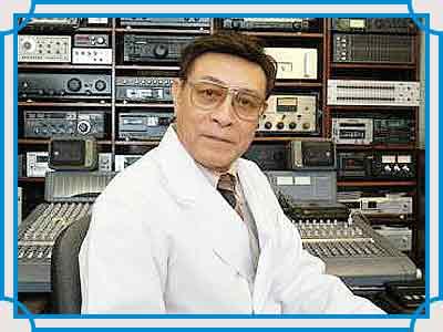 日本音響研究所 鈴木松美所長