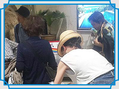 宮沢りえ 森田剛 熱愛デート1
