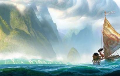 Este viernes se estrena 'Vaiana' de Disney
