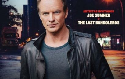 '57TH & 9TH Tour' de Sting pasará por Barcelona