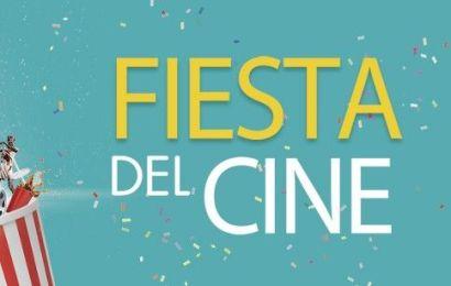 Vuelve la Fiesta del Cine el 28, 29 y 30 octubre