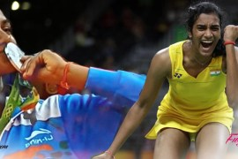 Rio Olympics: PV Sindhu Wins 1st Silver For India In Badminton