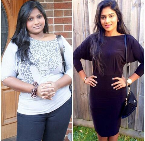 43 KG Weight Loss Transformation In 10 Months