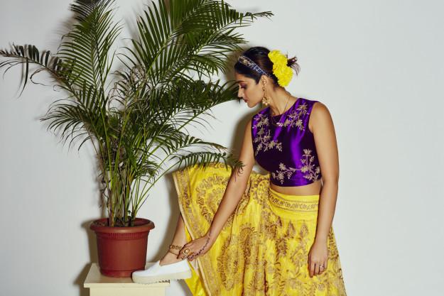 Ileana D'Cruz Breaks Bridal Stereotypes.