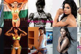 50 Indian Wonder Women of Instagram