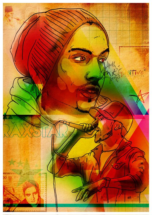 Inkquisitive Illustration
