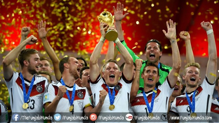 FIFA World Cup Champions — Germany