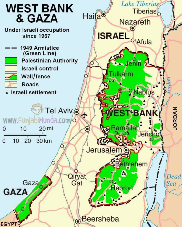 The Story of GAZA - Israeli Palestinian conflict