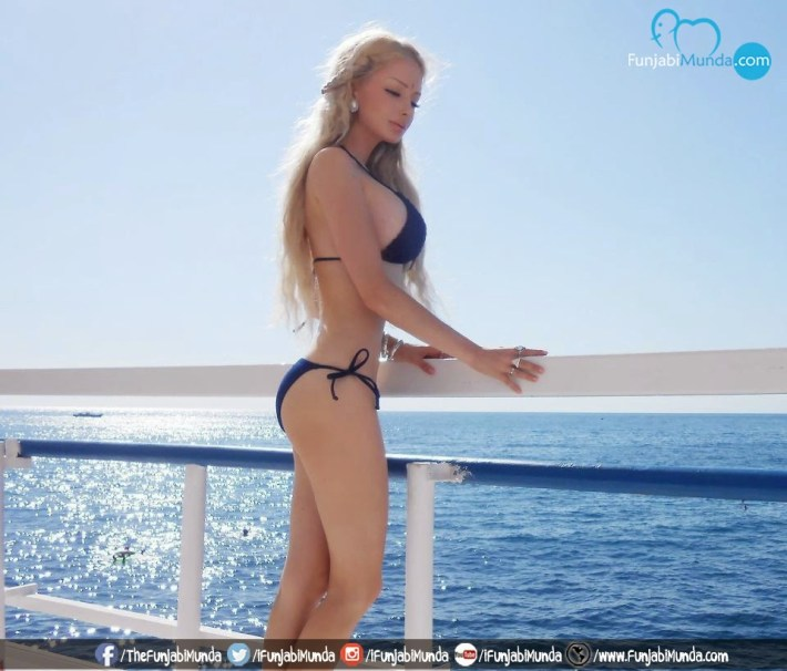 Valeria Lukyanova A Real-Life Barbie Doll