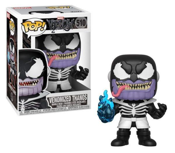Funko Pop Marvel Venom Thanos