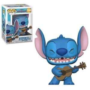 Funko Pop Disney Lilo y Stitch Stitch con Ukelele