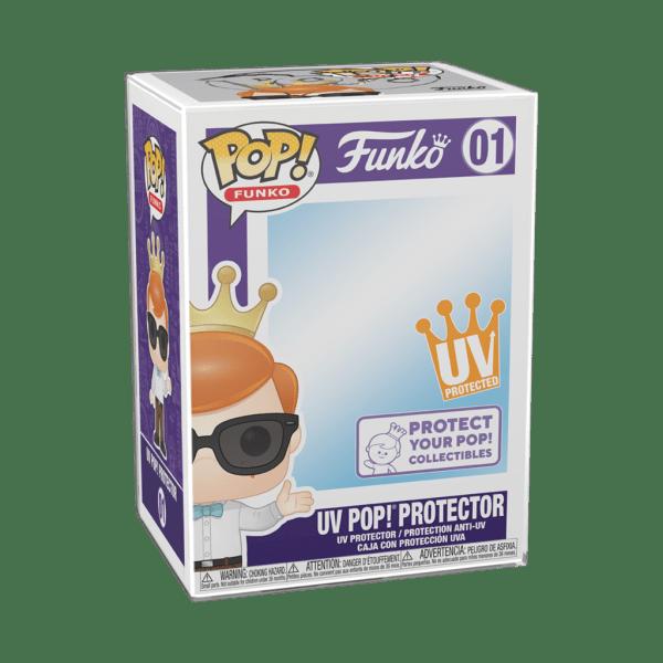 funko pop uv premium protector stack