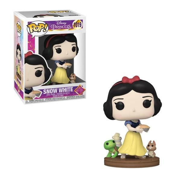 funko pop disney ultimate princess blancanieves 1019