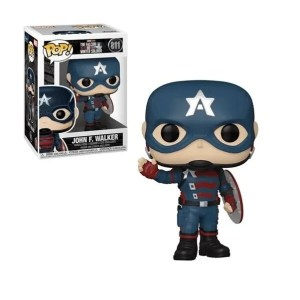 funko pop marvel the falcon and the winter soldier john f walker 811