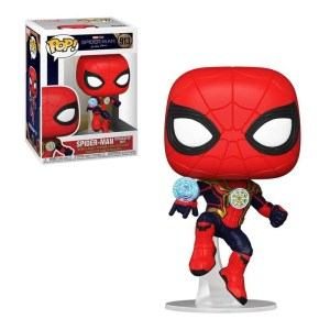 funko pop marvel spiderman no way home Spiderman Integrated Suit