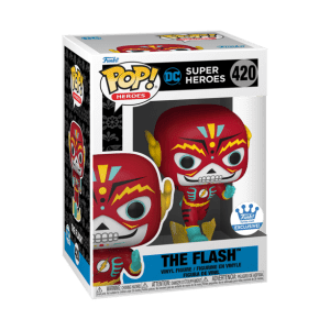 Funko Pop DC: Dia de los DC Flash Funko Shop
