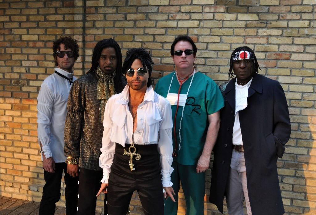 Prince And The Revolution  Funkatopia