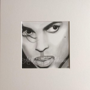 Prince Drawing (Closeup) | Funkatopia