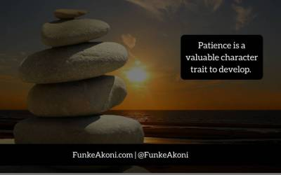 4 practical ways to develop patience