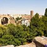 Wieder zurück aus Rom
