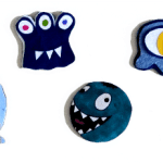 Monstermagneten selber machen