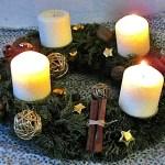 Ich wünsche euch einen schönen 3. Advent!